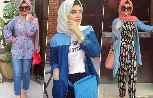 نصائح للفتيات المحجبات عند تنسيق ملابس الشتاء 1