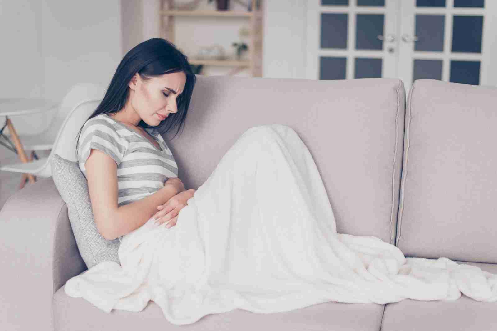 التخلص من ألام الدورة الشهرية