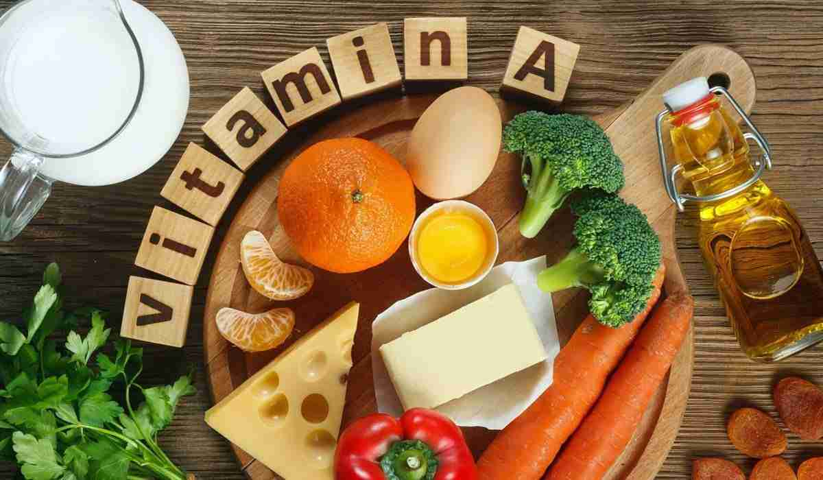 ماهو الفيتامين الذي يساعد على تقوية النظر