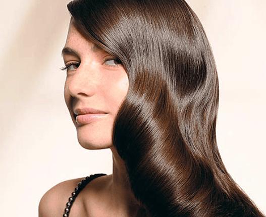 طريقة طبيعية لفرد الشعر مثل الكيراتين